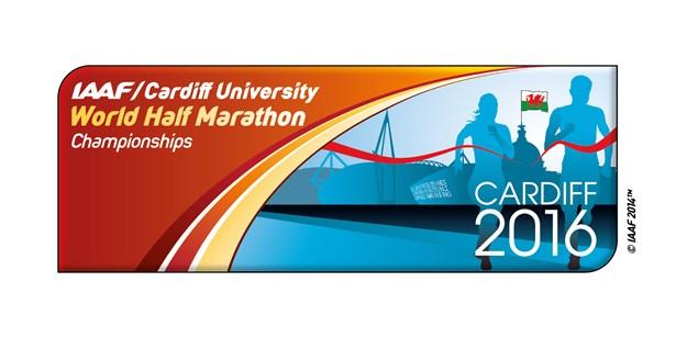 IAAF Half Marathon 2016 logo