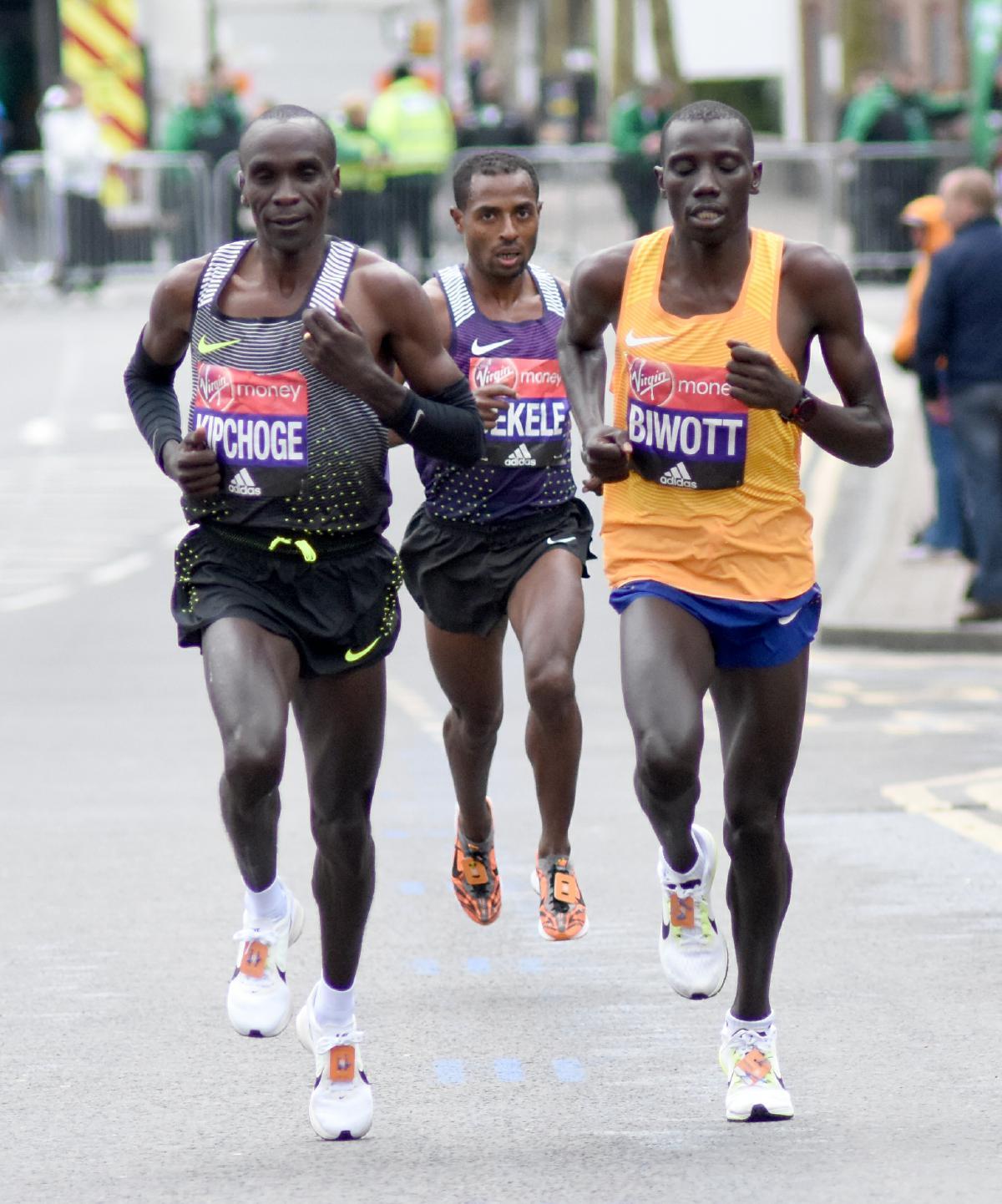 Virgin Money London Marathon am 23. April 2017: Bekele auch in ...