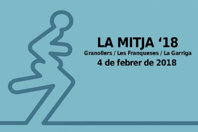 La Mitja 2018