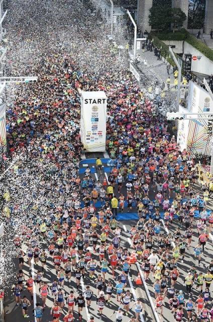 tokyo-marathon-start