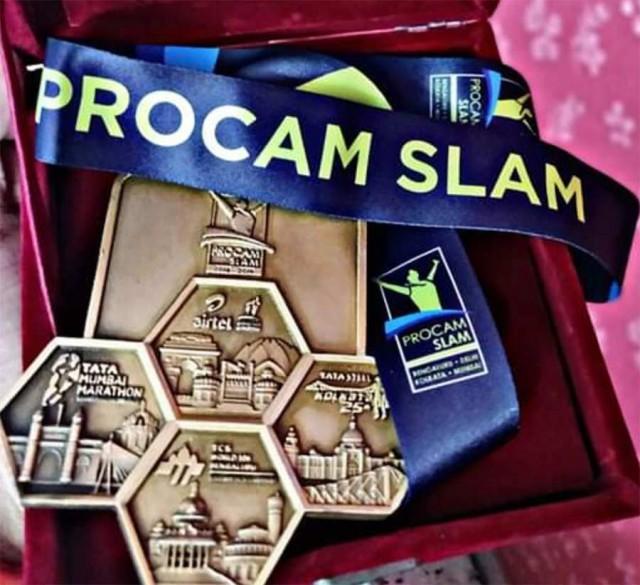 bengaluru-10k-2019-medals